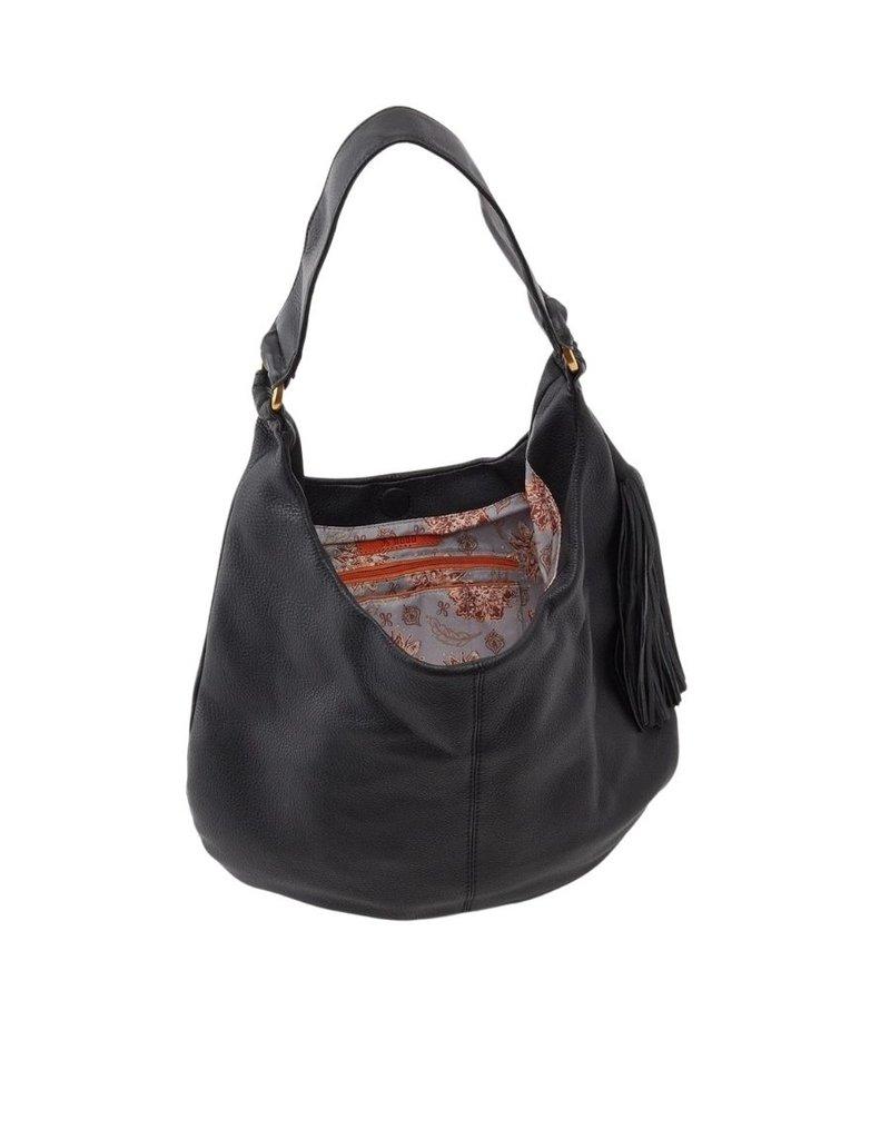 Gardner Black Handbag