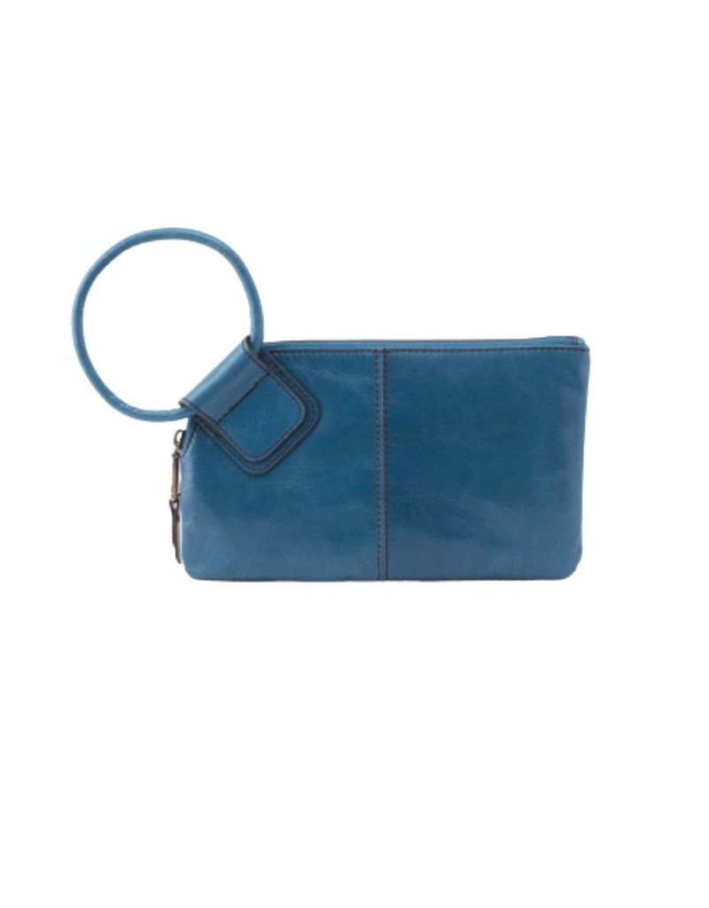 Sable Riviera Blue Wristlt