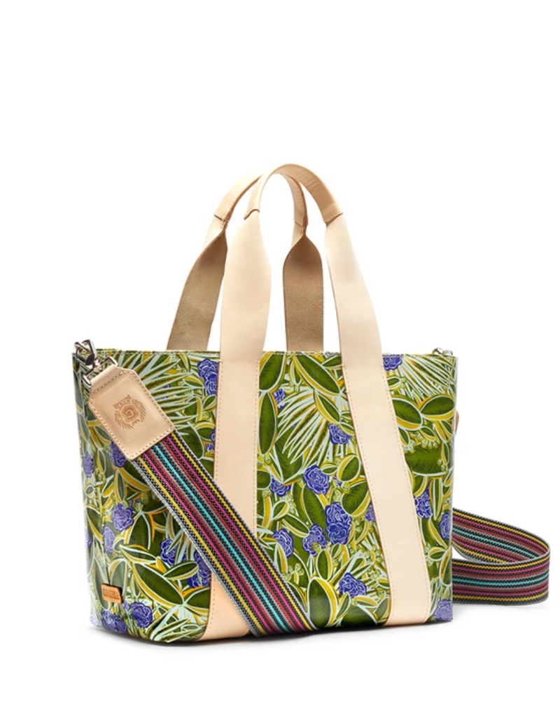 CONSUELA Carryall Louise Green