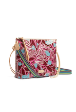 CONSUELA Red Downtown Crossbody