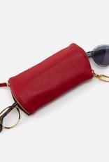 Spark Eyeglass Case Scarlet