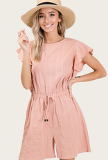 HAILEY & Co Blush Romper