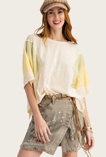 Ivory SS Top