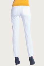 SLIM-SATION The Ankle Pant White