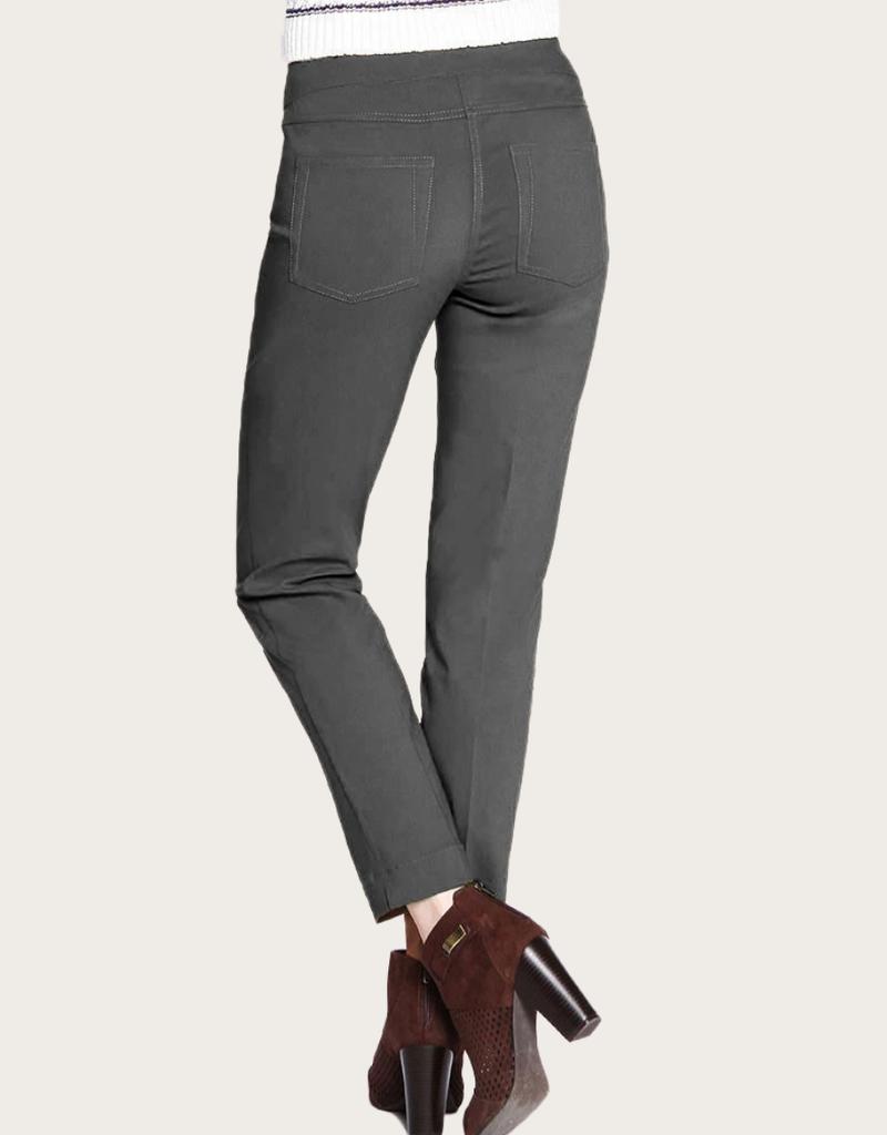 SLIM-SATION Ankle Pant Charcl