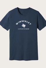 LCC APPAREL Wimberley Heaven T-Shirt Blue