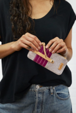 CONSUELA Violet Card Organizer