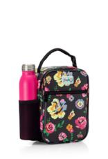 SWIG Fleur Noir Boxxi Lunch Bag