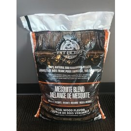 PitBoss Pit Boss Pellets 20lb Mesquite Blend