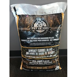 PitBoss Pit boss Pellets 20lb Whiskey Barrel Blend