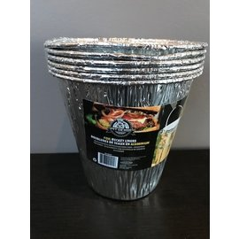 PitBoss Pit Boss Foil Bucket Liners - 6 Pack