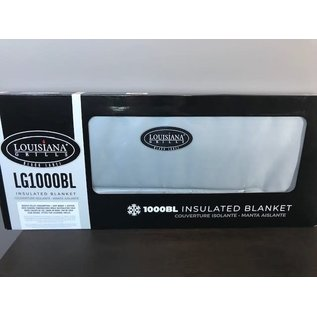 Louisiana Grills Insulated Blanket – PB1000 Series Black Label