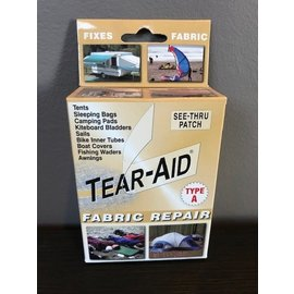Repair: Vinyl Kit Gold Type A Tear-Aid
