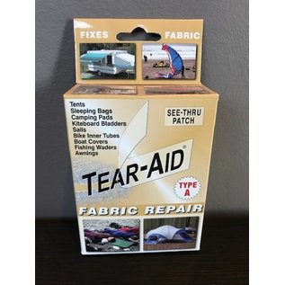 Repair: Vinyl Kit Gold Type A Tear-Aid