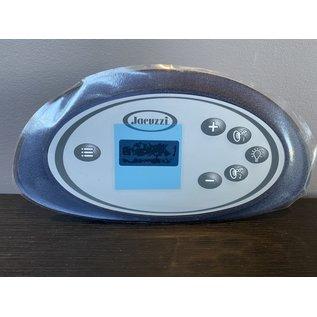 6600-232  PANEL: J100/200 2 PUMP