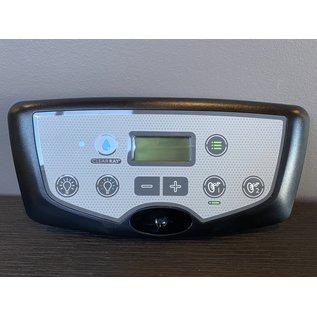 6600-489 PANEL : LCD J300 2 PMP ENC BZL