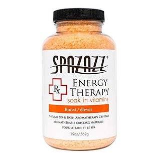 Spazazz 19 OZ CRYSTALS - RX Energy Therapy - Boost