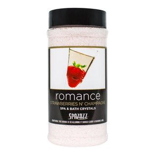 Spazazz 17OZ CRYSTALS - Set The Mood - Strawberries n' Champagne