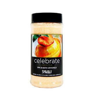 Spazazz 17OZ CRYSTALS - Set The Mood Mimosa - Celebrate