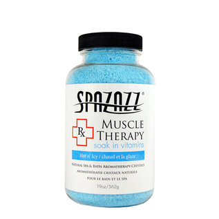 Spazazz 19OZ CRYSTALS - RX Muscular Therapy - Hot n' Icy