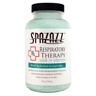 Spazazz 19OZ CRYSTALS - RX Respiratory Therapy - Relief