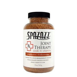 Spazazz 19OZ CRYSTALS - RX Joint Therapy - Inflammation