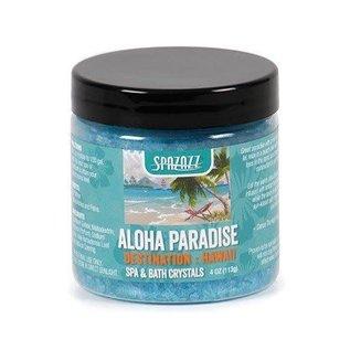 Spazazz 4OZ CRYSTALS - Destinations - Hawaii Aloha Paradise