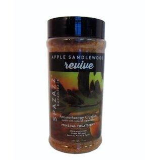 Spazazz 17OZ CRYSTALS - Apple Sandlewood