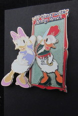 DISNEY CAST EXCLUSIVE, RARE 70 YEARS WITH DAISY DUCK LE PIN