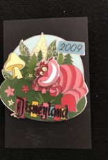CHESHIRE CAT RETRO COLLECTION 2009 DISNEY DLR PIN ALICE IN WONDERLAND