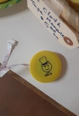 Cloth tape measure - Mr. Happy