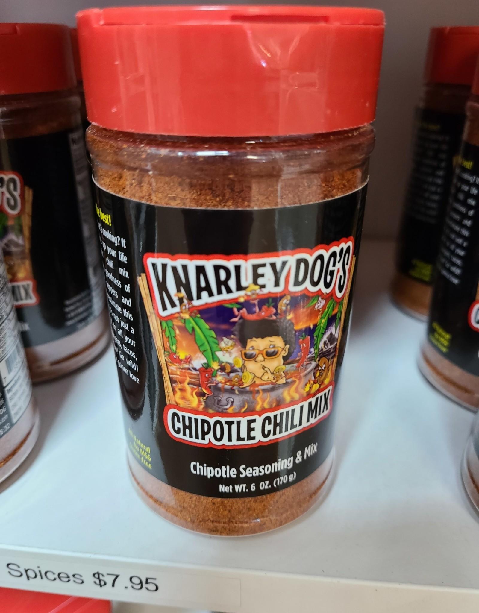 Knarley Dog's Chipotle Seasoning