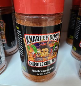 Knarley Dog's Chipotle Seasoning