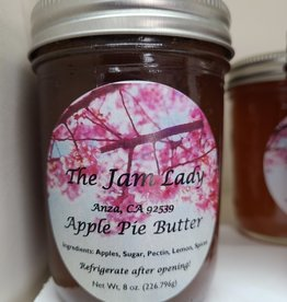 Apple Pie Butter Jam
