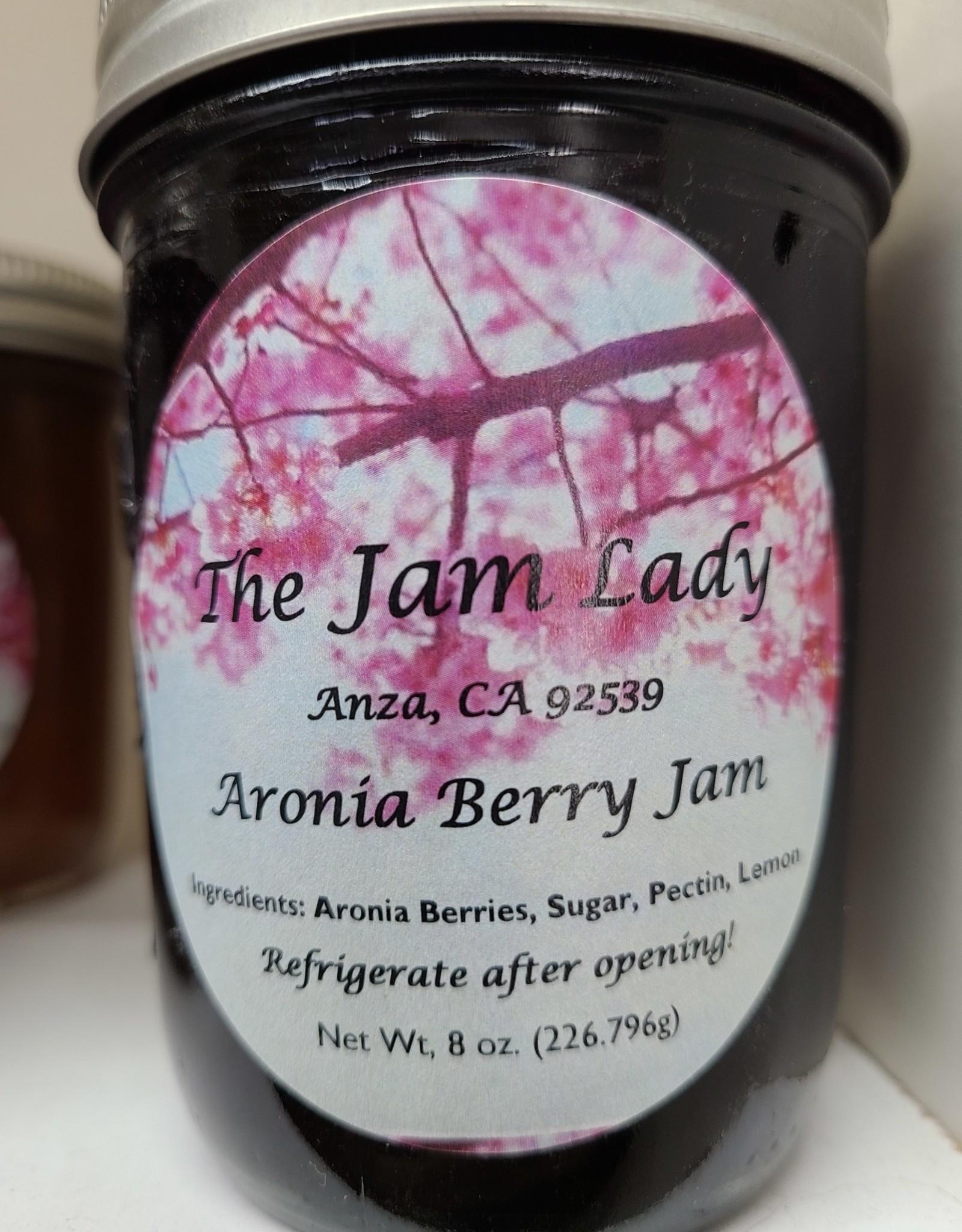 Aronia Berry Jam