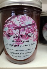 Champagne Currant Jam