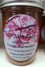 Orange Marmalade jam