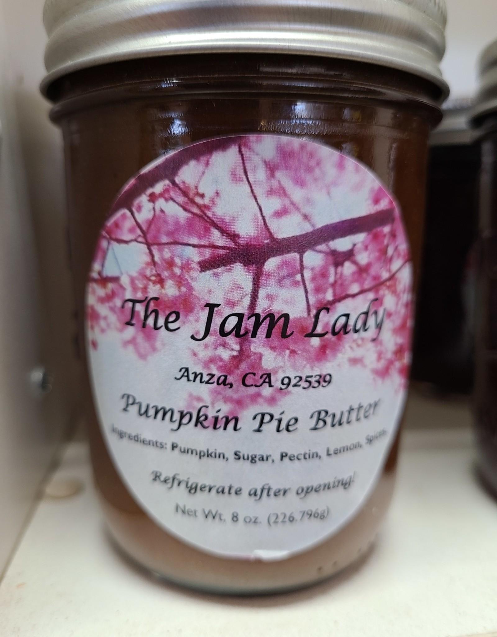 Pumpkin pie Butter Jam