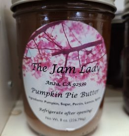 Pumpkin pie Butter Jam
