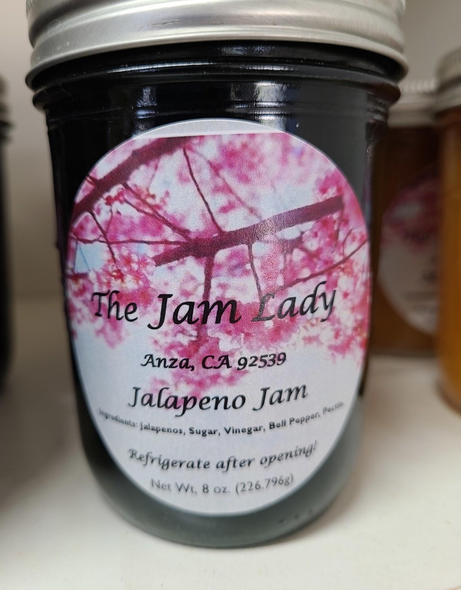 Jalapeno Jam