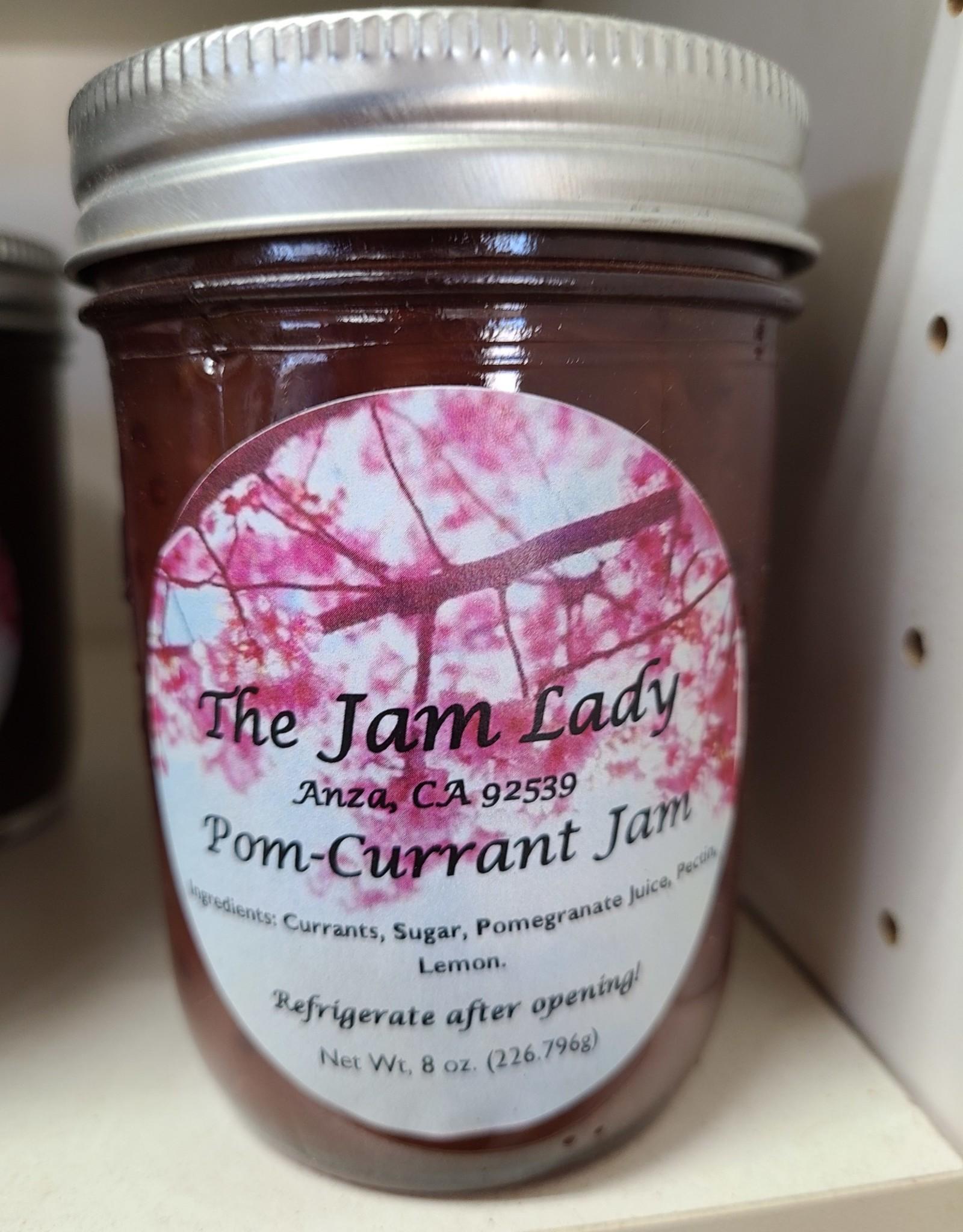 Pom-Currant Jam