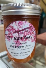 Hot Pepper Jam (habenero)