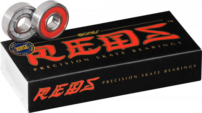Bones Reds Bearings 8mm 16pk