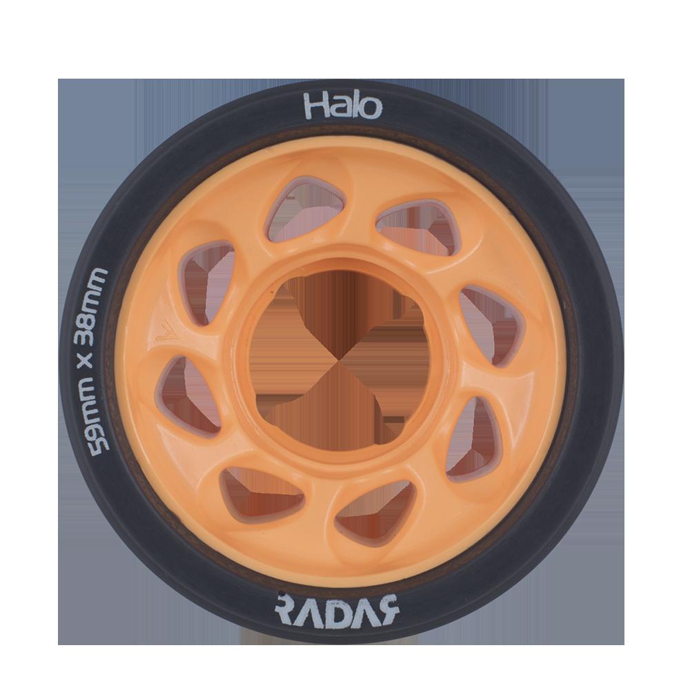 Radar Halo 4-pk