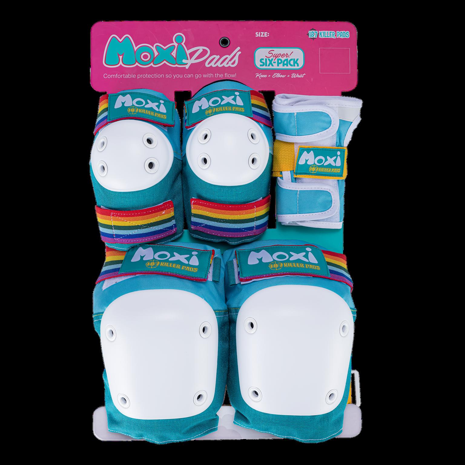 Moxi / 187 Pads 6 Pack