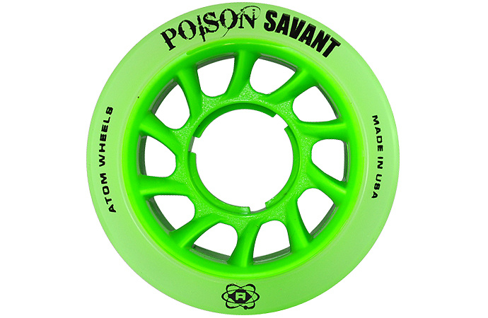 Poison Savant 4-pk
