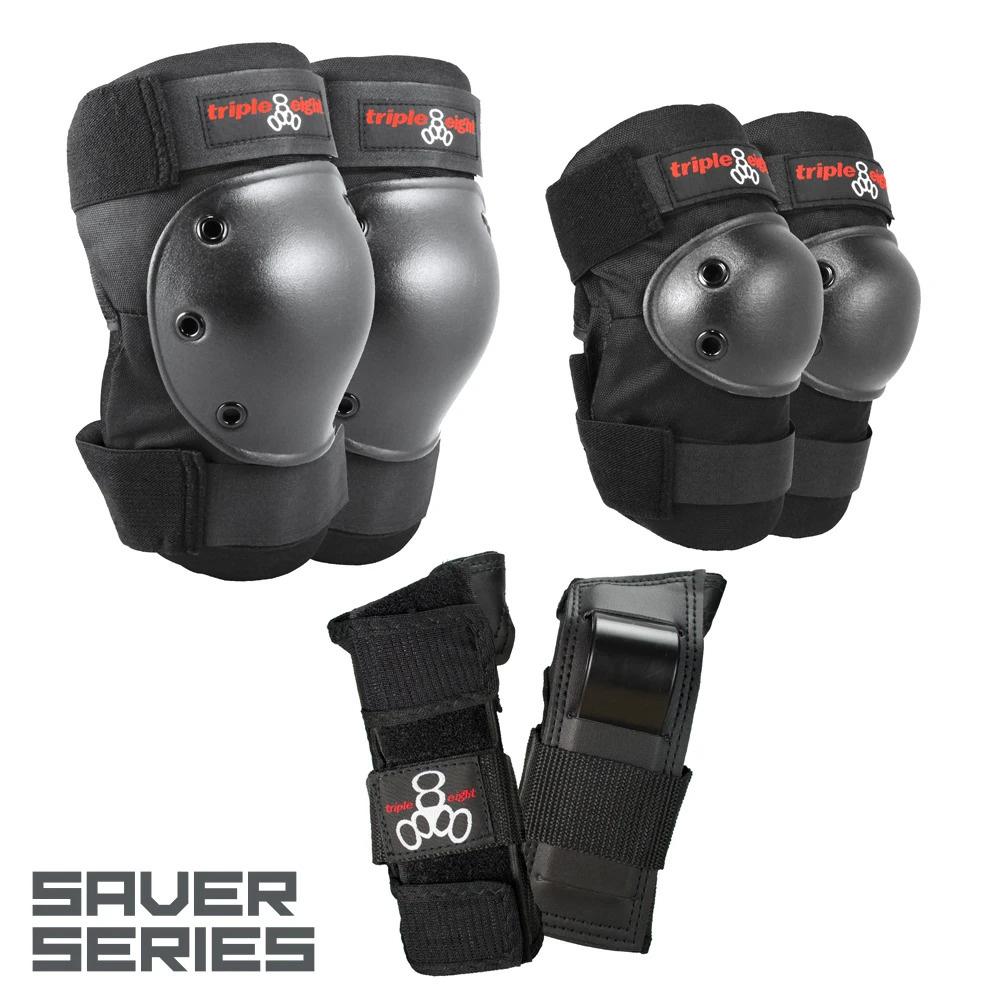 Triple 8 Saver Series 3 PK BOX
