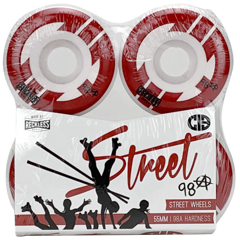CIB Street 98a 55mm 4-pk