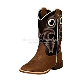 M&F WESTERN TRACE KIDS COWBOY BOOTS