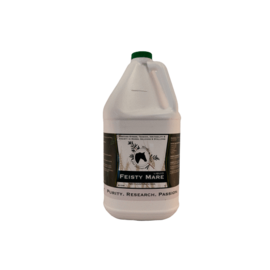 HERBS FOR HORSES FEISTY MARE (LIQUID) BY HERBS FOR HORSES